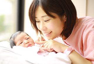 分娩入院サポート